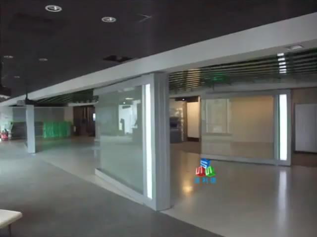 智能调光膜展厅应用